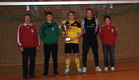 Siegerehrung Hugo Kiehne Cup