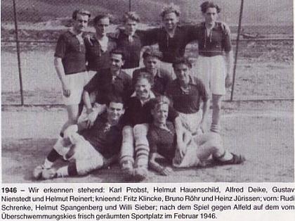 Mannschaft 1946